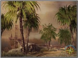 Zrzut ekranu z gry Paradise.