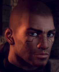 Kian Alvane w Dreamfall Chapters