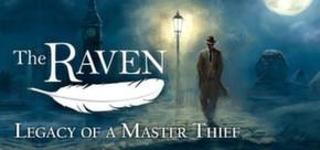 Logo przygodówki The Raven
