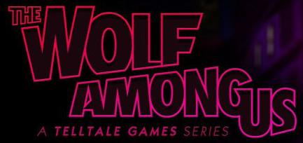 Logo przygodówki The Wolf Amoung Us