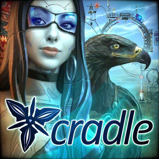 Logo przygodówki Cradle