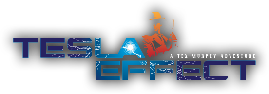 Tex Murphy Tesla Effect logo