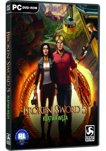 Broken Sword: Klątwa Węża