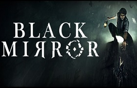 Black Mirror. news banner