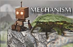 Mechanism. news bannerek