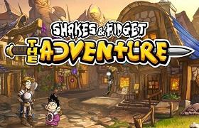 Shakes&Fidget. news banner