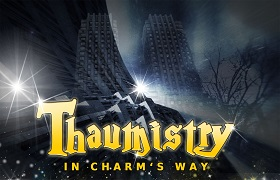 Thaumistry. news banner