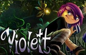 Violett.news banner