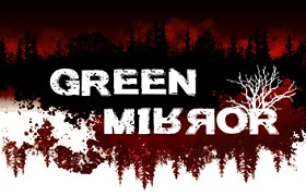 Green Mirror news banner