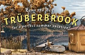 truberbrook news banner