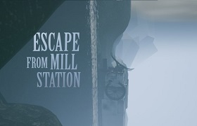Escape from Mill Station.news banner