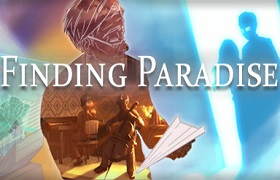 Finding Paradise. news banner