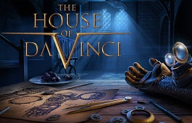 The House of Da Vinci.news banner
