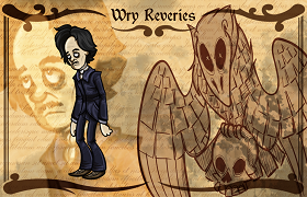 Wry Reveries.news banner