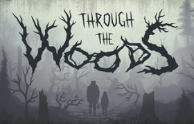 through the woods.news baner