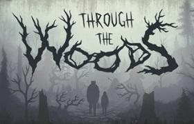 through the woods.news baner