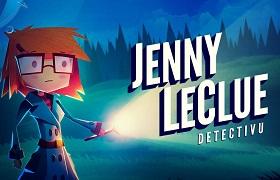 Jenny LeClue.news baner