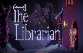 The Librarian.news baner