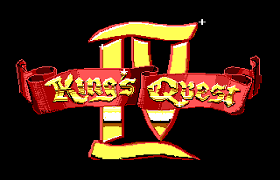Kings quest II romancing the throne.news baner