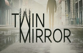 twin mirror. news banner
