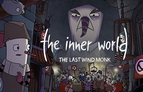 The Inner World The Last Wind Monk.news baner