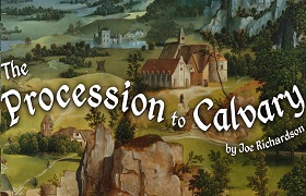 procession to calvary.news baner