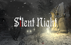 Silent night.news baner