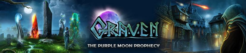 Kup grę Graven: The Purple Moon Prophecy