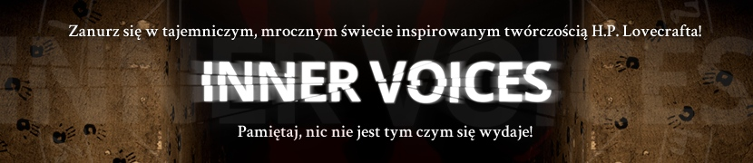 Premiera gry Inner Voices