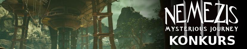 Konkurs z okazji premiery gry Nemezis: Mysterious Journey III