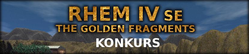 Konkurs z okazji premiery RHEM IV Special Edition