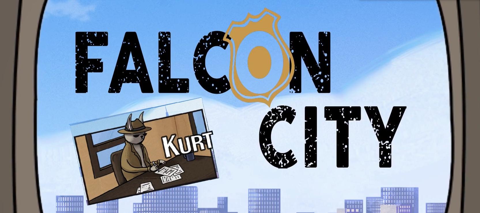 Falcon City baner